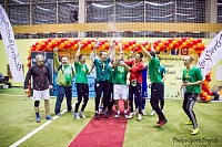 "The victory of FC ""One Ton"" autumn Cup ""Horeca 2015"""