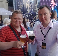 We received an invitation from the Chairman of the Council of the Union of Russian brewers