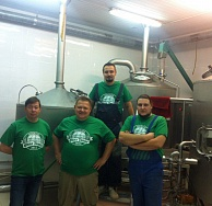 Craft Brew Riots visiting One Ton